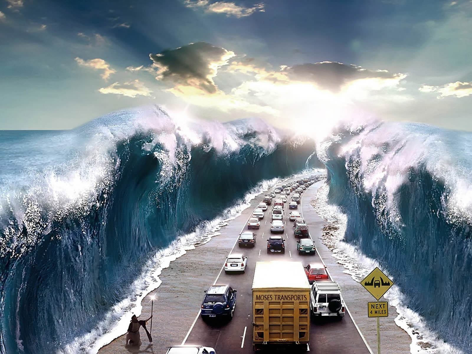 Living in the Surreal World: Absolutely Amazing Surreal Wallpapers