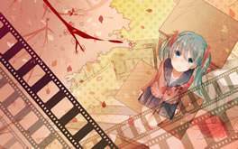 Anime Film Strip