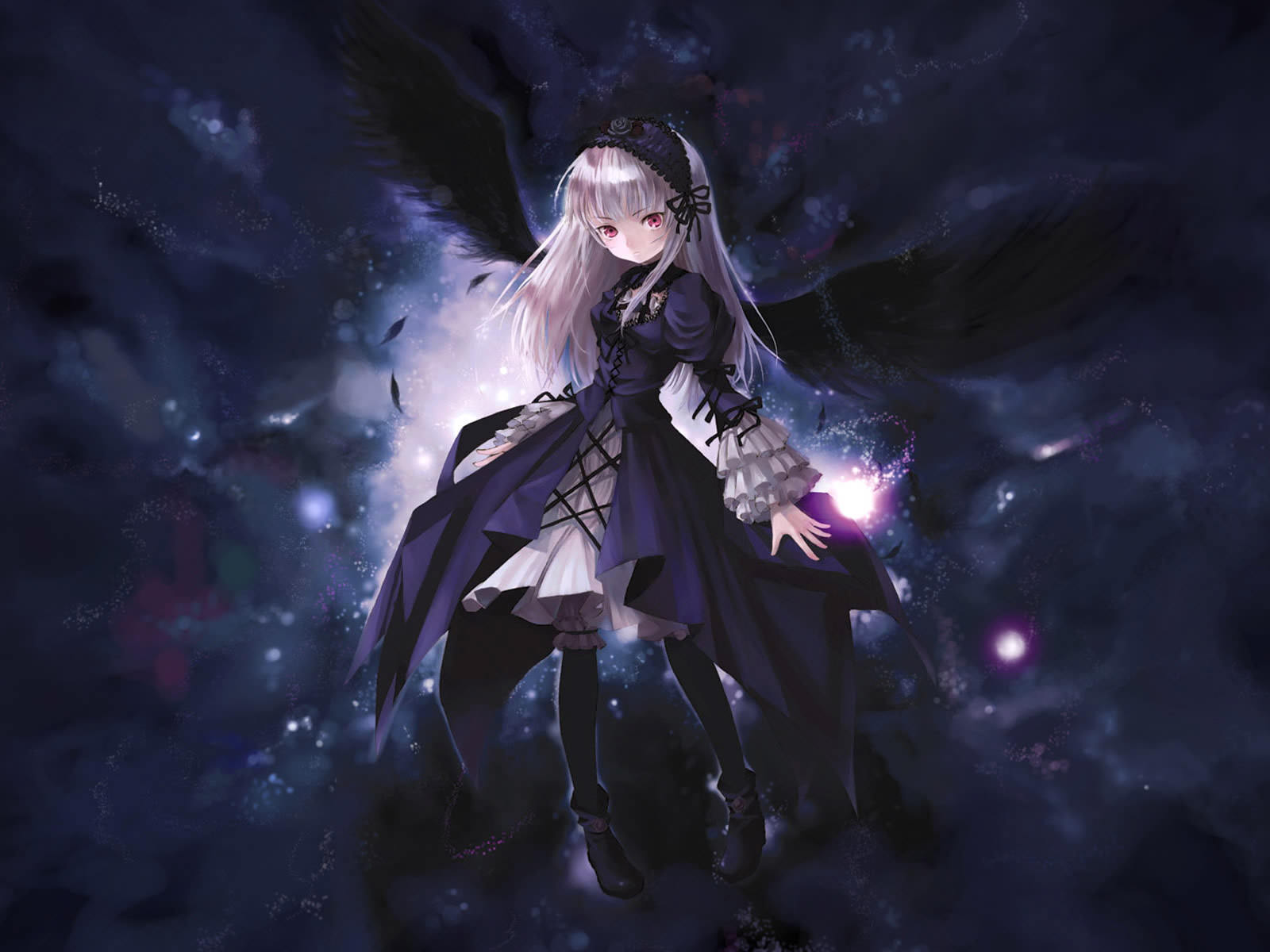 60 beautiful anime manga wallpapers hongkiat - Dark anime background ...