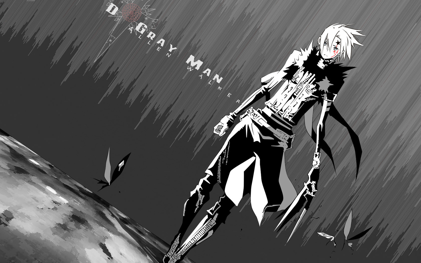 D gray man wallpaper naver - D gray man images ...
