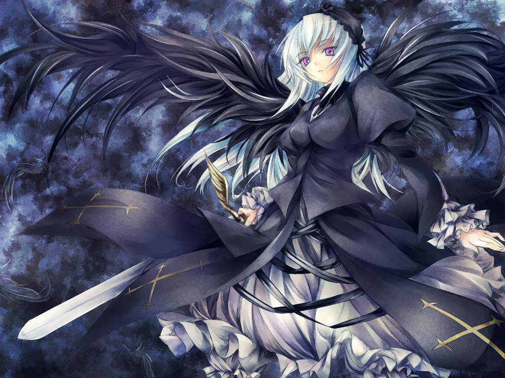 50 awesome anime characters wallpapers noupe - Dark anime background ...