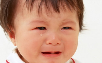 Crying Baby Wallpaper