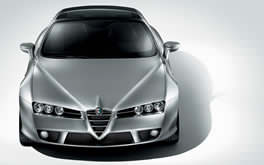 Alfa Romeo Brera Wallpaper