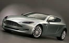 Aston Martin Bertone Wallpaper
