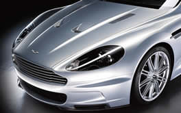 Aston Martin Widescreen Wallpaper