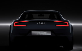 Audi Etron Black Wallpaper