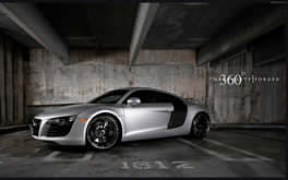 Audi R8 Background