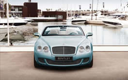 Bentley Cabrio Background