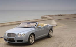 Bentley Coupe Wallpaper