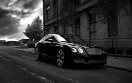 Black Bentley Wallpaper