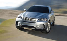 Bmw Suv Background