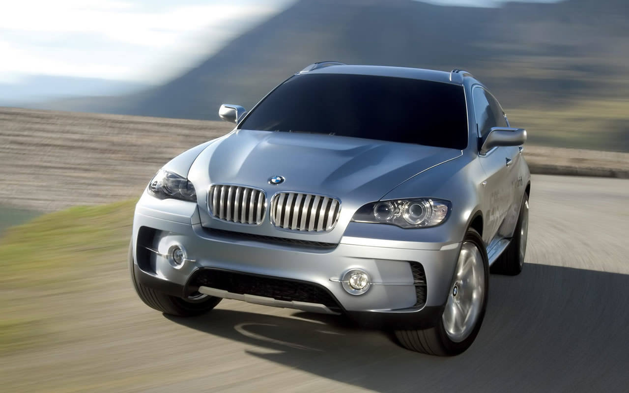 Fashion News Inspired Bmw X8