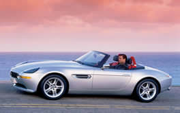 Bmw Z8 Background