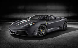 Ferrari Scuderia Spider Wallpaper
