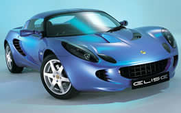 Lotus Elise Wallpaper