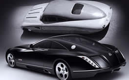 Maybach Exelero Wallpaper