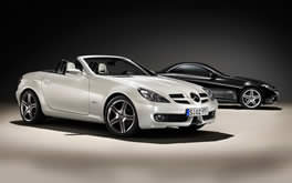 Mercedes Slk Wallpaper