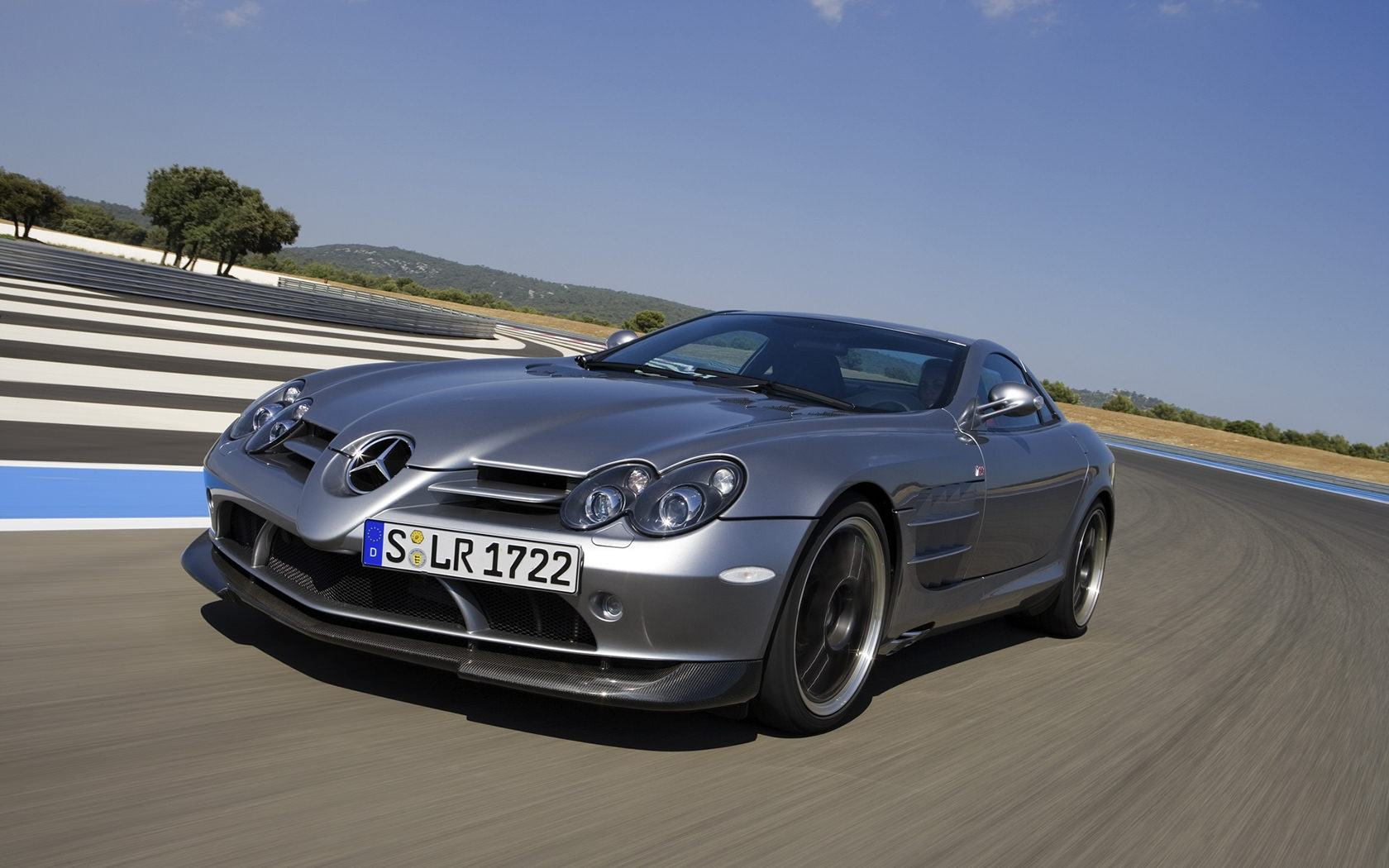 Mercedes Slr 722 Wallpaper 1680x1050