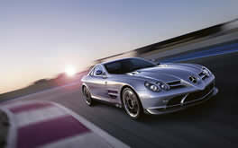 Mercedes Slr 722 Wallpaper