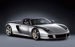 Porsche Carrera Gt Wallpaper