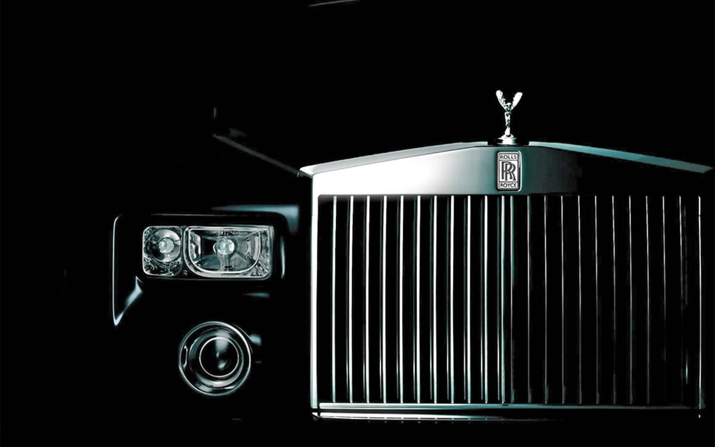 Wallpaper Rolls Royce
