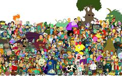 All Simpsons Characters