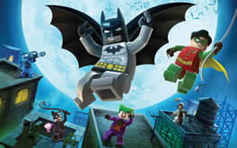 Batman Robin Lego Wallpaper