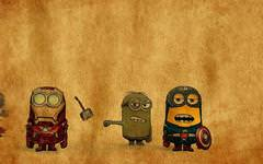Cartoon Minions