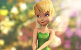 Cartoon Tinker Bell Wallpaper