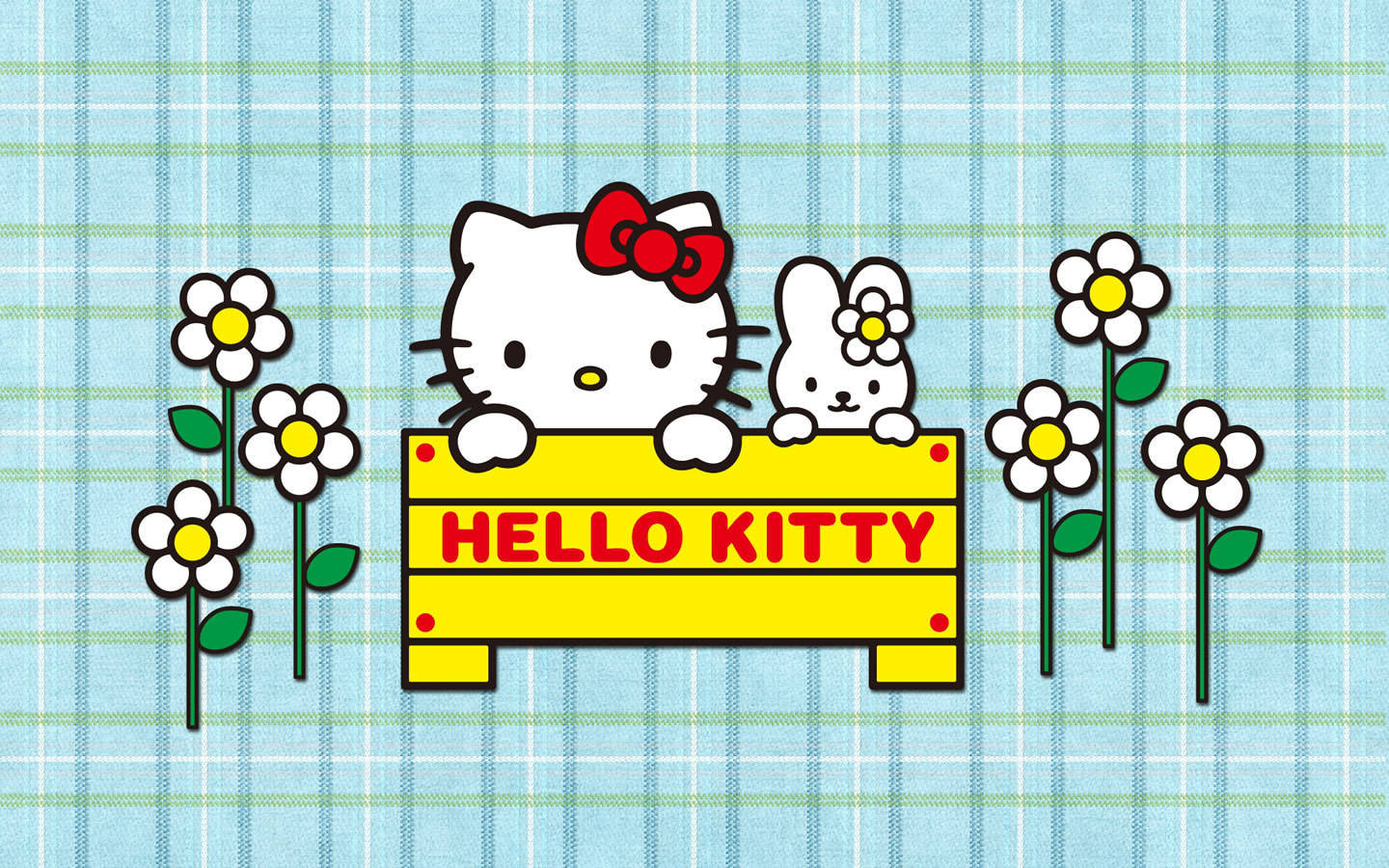 Hellokitty Wallpaper 1440x900