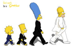 <h1>Simpsons Cartoon Wallpaper</h1>