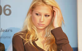 Anna Kournikova Desktop Background