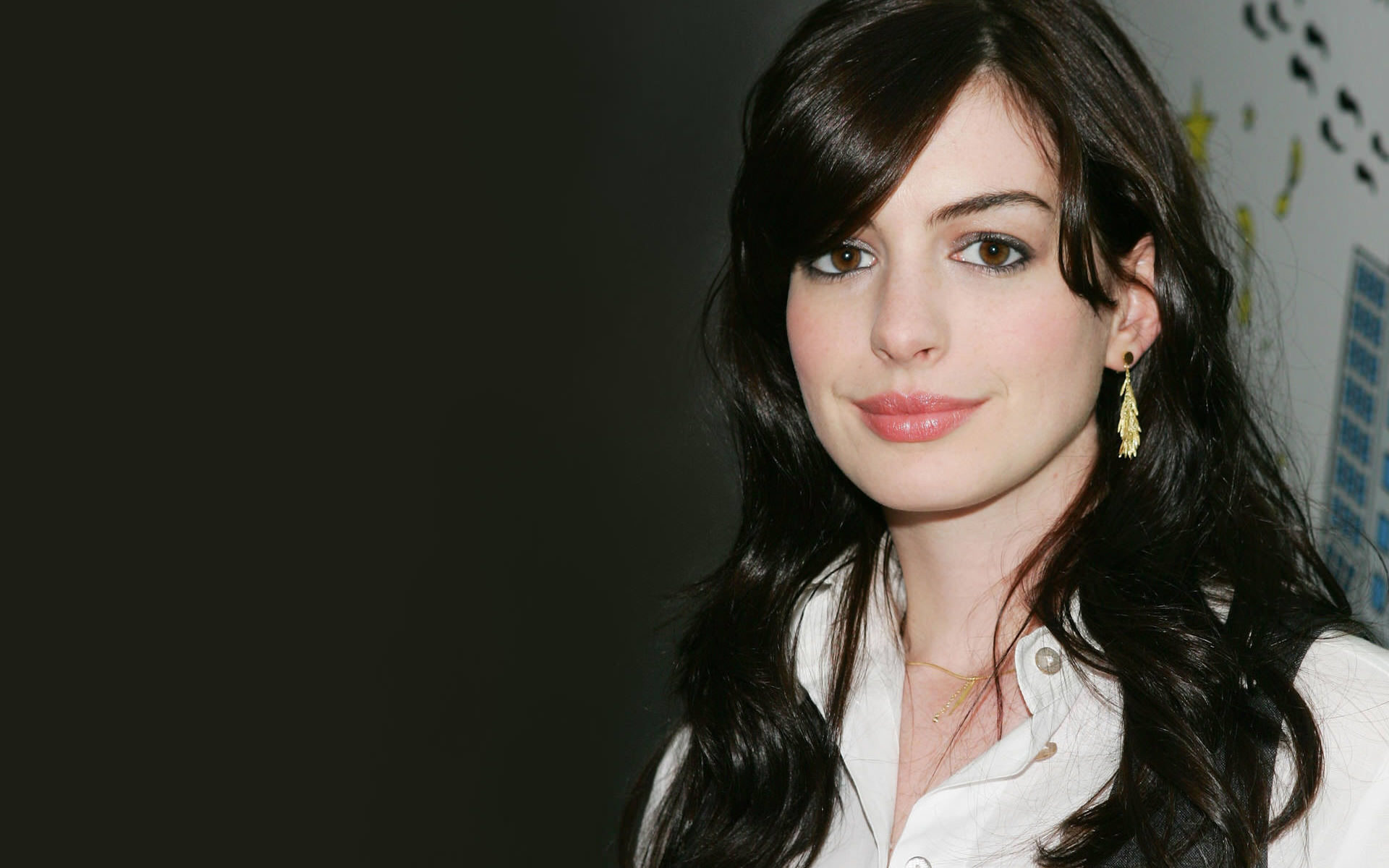 Anne Hathaway Celebrity Celebrities 1920x1200