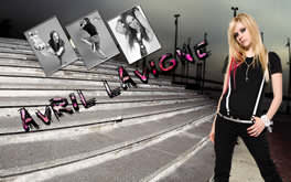 Avril Lavigne Desktop