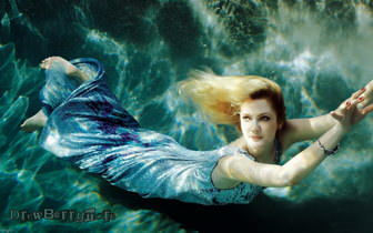 Marmaid Drew Barrymore