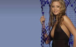 Holly Valance Desktop Background