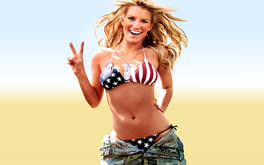Jessica Simpson Wallpaper