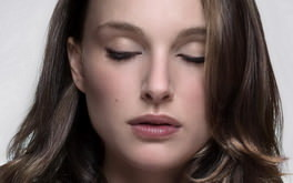 Natalie Portman Eyes Closed
