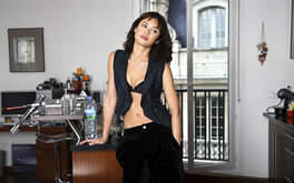 Beautiful Olga Kurylenko Pic
