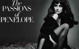 Sexy Penelope Cruz Wallpaper