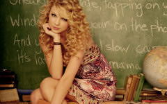 <h1>Cute Taylor Swift Wallpaper</h1>