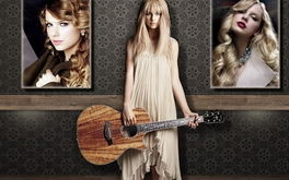 Taylor Swift With Guitar2