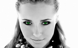 Hayden Panettiere Green Eyes