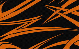 Black Orange Wallpaper