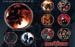 House Of M Decimation Wallpaper