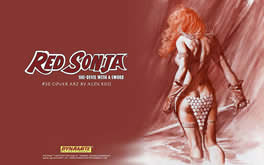 Red Sonja Wallpaperr
