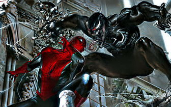 Spider Man Vs Symbiote