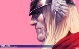 Thor Comics Wallpaper