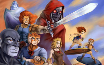 Thunder Cats Comics on Thundercats Comics Wallpaper