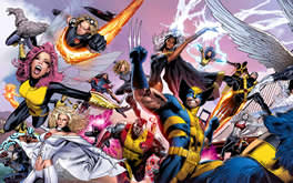 Xmen Desktop Wallpaper